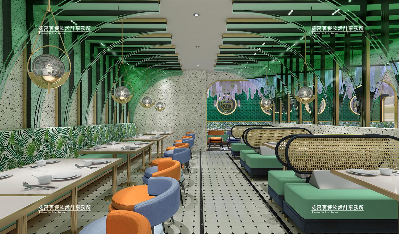 餐饮空间3